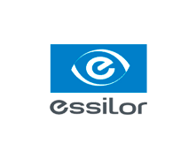 logo essilor - agence event