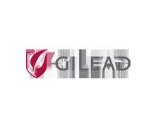 logo gilead - agence event
