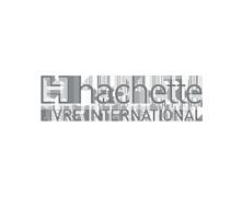 logo hachette livre - agence event