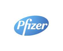 logo pfizer - agence event