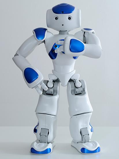 robotique événementielle
